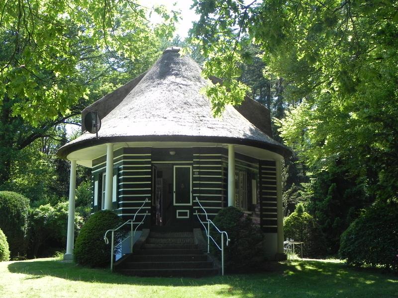 De theekoepel b b vakantiehuis oosterbeek for Klein huisje in bos te koop