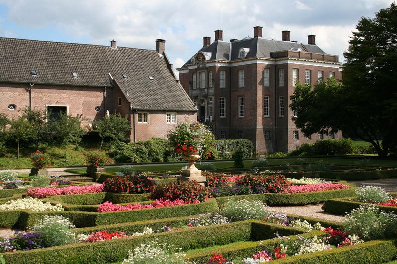 Kasteel En Tuinen Middachten B B De Steeg Gelderland Erfgoed
