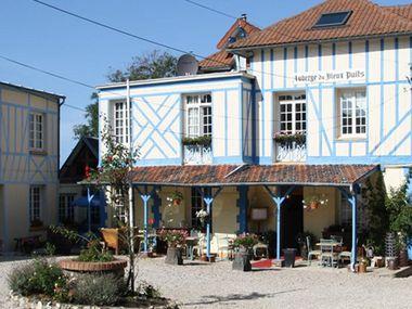 Auberge du vieux puits b b boutique hotel for Boutique hotel normandie